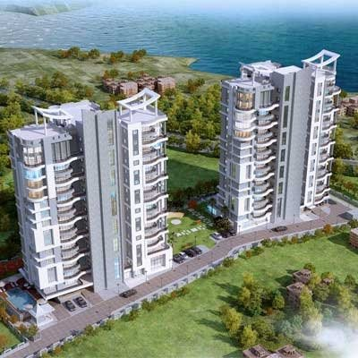 Panchratna Heights - Apartments/Flats for Sale in Ranchi, Purchase 3BHK,4BHk & Duplex in Jharkhand